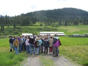 Summit Valley Students